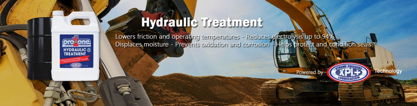 Hydraulic Treatment banner